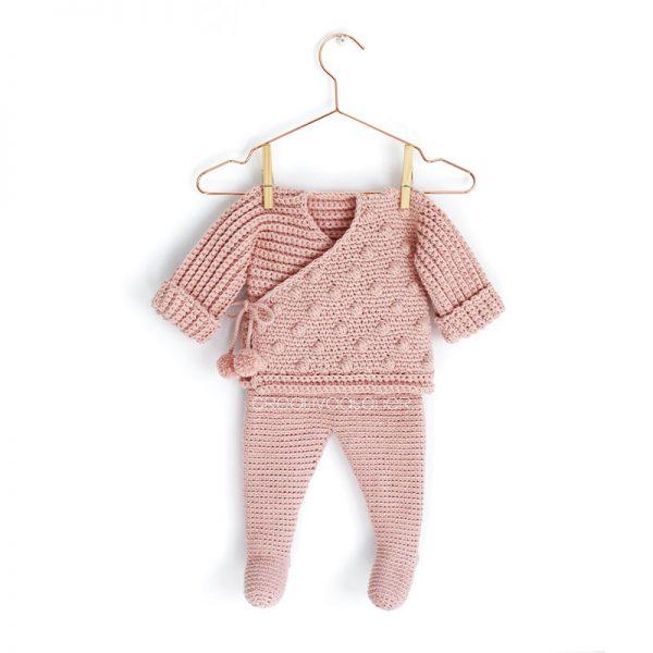 Conjunto de Crochet NEO -Creativa Atelier