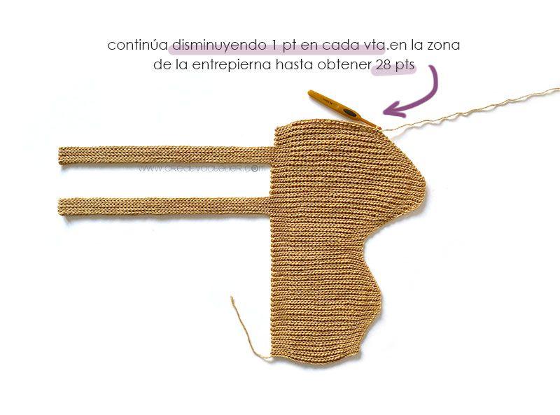 Cómo tejer el Peto de Crochet PEEKABOO -Patrón y Tutorial